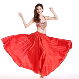 $enCountryForm.capitalKeyWord NZ - New Belly Dance Costumes Women Stage Performance Show Party Dress 3pcs Set bra&belt&dress indian Bollywood bellydance clothes