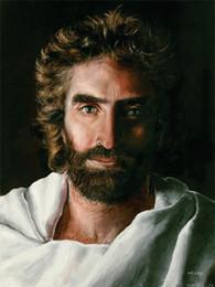 Небеса для настоящего Иисуса,Домашний декор HD напечатанная картина современного искусства на холсте (Unframed / Framed)