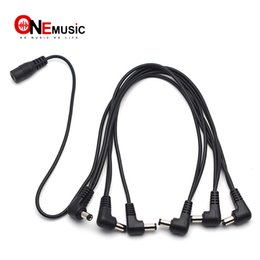 $enCountryForm.capitalKeyWord Australia - VITOOS 3 Ways Electrode Daisy Chain Harness Cable Guitar Effects Pedal Power Supply Adapter Splitter