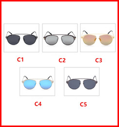 f7558d874d Men and women round polarized sunglasses true color film fashion glasses  Anti-UV UV Grade UV400 sunglasses a variety of styles