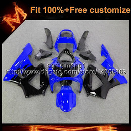 cbr929rr fairings Australia - 23colors8Gifts Injection mold black blue motorcycle panels for HONDA CBR929RR 2000-2001 CBR 929 RR 00 01 ABS Plastic Fairing