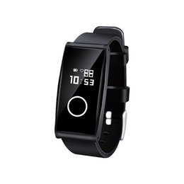 Thinnest Smart Watches UK - BL88 IP68 Waterproof Ultra-thin Smart Watch Bluetooth Pedometer Continuous Herat Rate Monitor for IOS for Android