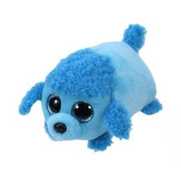 63e20a75193 10CM Mini Teeny Tys Ty Plush Toys Beanie Boos Big Eyes Fox Bunny Dragon  Pocket TSUM Candy Pig Stuffed Doll TY Kids Gift