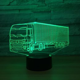 $enCountryForm.capitalKeyWord Canada - Bus 3D Optical Illusion Lamp Night Light DC 5V USB Powered 5th Battery Wholesale Dropshipping Free Shipping