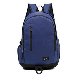 Back pack outdoor online shopping - 2018 New Luxury Brand Backpack Travel Bags Mans Women Backpacks Authentic Quality Back School Outdoor Sports Packs Computer Bags