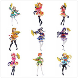 Japanese Love Toys UK - LoveLive School idol project Figures Japanese Anime Love Live Kousaka Honoka Minami Kotori Tojo Nozomi Action Figure Toy