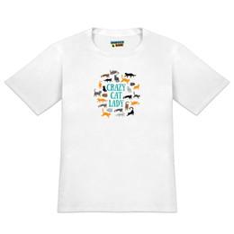 $enCountryForm.capitalKeyWord NZ - Crazy Cat Lady Teal Orange Black Brown Men's Novelty T-Shirt cat windbreaker Pug tshirt Trump sweat sporter t-shirt