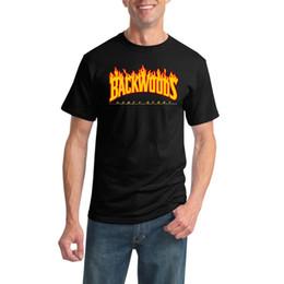 d12ab31d05 Backwoods Honey Berry Cigares Logo Hommes Humour T-shirt Graphique Hip Hop  Blunt Tee Drôle livraison gratuite Unisexe Casual tee cadeau