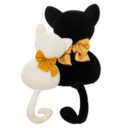 nueva marca pajarita Shadow cat doll lindo collar dulce niño peluches muñecas niños No.272