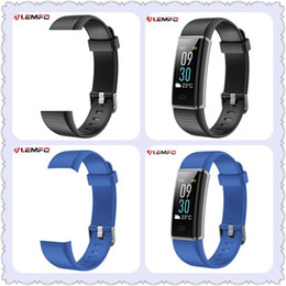 Bands color silicone online shopping - Silicone Smart Band Replacement Strap Accessories for ID130Plus Color HR Activity Tracker Sports Wristband Smart Wearable Technology
