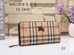 Ladies siLk beLts online shopping - New High Quality Women Pu Leather Long Wallets Luxury Brand Purse Card Holders Fashion Designer Handbags