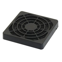 $enCountryForm.capitalKeyWord UK - PC Computer Black Plastic Dustproof Filterable 40mm Fan Filter Guard