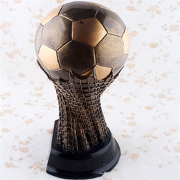 World cars online shopping - Resin Craftwork World Cup Football Trophy Home Ornament Creative Fans Souvenirs Gift Outdoor Travel Car Decorations Hot Sale at ii