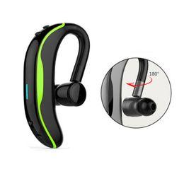 chinese hooks 2019 - F600 Wireless Bluetooth Earphone V4.1 Headphone Stereo Business Earhook Earbuds Headset For IPhone X SAMSUNG Xiaomi vivo