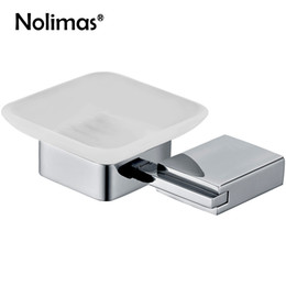 China Mirror Polished Sus 304 Stainless Steel Wall Mounted Bathroom Soap Dish Holder With Glass Modern Square Bathroom Soap Dish Set supplier mirror ceramics suppliers