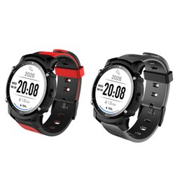 Round alaRm clocks online shopping - FS08 Luxury Watch For Andorid Apple IP68 Bluetooth Round Screen Smart Watch mAh Battery GPS Heart Rate Alarm Clock Touch Screen Wristband
