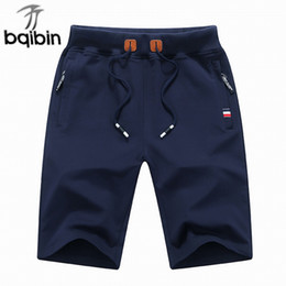 China New Fashion Solid Men's Shorts 4XL Summer Mens Beach Shorts Cotton Casual Male homme Brand Clothing supplier mens waist suppliers