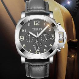 d4103e6f1f1f Casual Quartz Boys Watch Relojes para hombre Marca de lujo de cuero  deportivo Reloj impermeable Negro Blanco Reloj de pulsera Relogio Masculino  2018