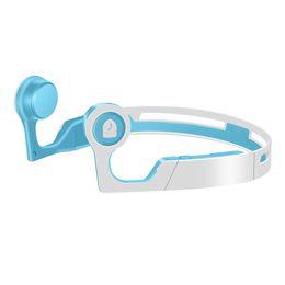 $enCountryForm.capitalKeyWord UK - Bone Conduction Headphones Noise Cancelling Bluetooth Earphones Stereo Wireless Headset Open-ear Mic Waterproof for for Sports, Running