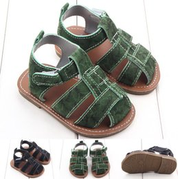 $enCountryForm.capitalKeyWord NZ - 2018 hot style summer baby shoes for boys infant soft sole cool shoes baby first walkers