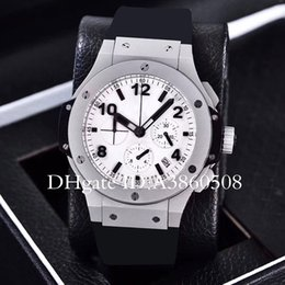 Strap vk online shopping - Top Luxury Brand VK Movement Quartz Watch For Men Classic Style Watches High Quality Rubber Strap MM Sport Mens Wristwatch Original Clasp