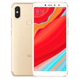 original xiaomi 4g 2019 - Original Xiaomi Redmi S2 3GB RAM 32GB ROM Moblie Phone Snapdragon 625 5.99'' 18:9 Full Screen 16.0MP AI Camera