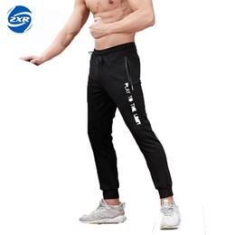 773bd2f503de Hot Summer Sports Running Pants For Men Fitness Gym Football Leggings Thin  Running Soccer Training Long Pants Futbol Trouser