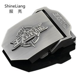 Wholesale Canvas belt buckles for men Alloy material Tactical Suitable for Width CM Designer high quality Fashion