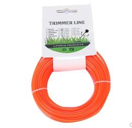 $enCountryForm.capitalKeyWord Australia - 2PCSX 2.4MMX15M long trimmer line,nylon line for brush cutter grass line