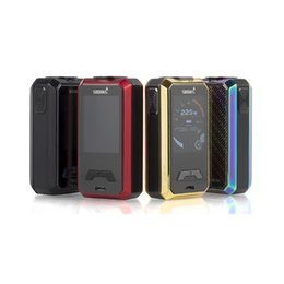Colorful wallpapers online shopping - Smoant Charon Mini W TC Box MOD with inch TFT Colorful Screen Ant225 Chipset Wallpaper DIY System Original