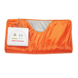 $enCountryForm.capitalKeyWord UK - New Arrival Far Infrared weight loss slimming blanket Body Wrap Portable Sauna Blanket Bag FIR slimming machine