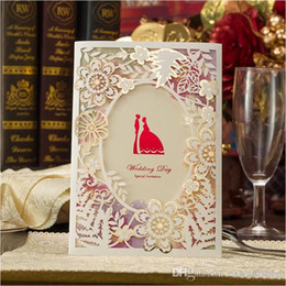 laser cut bridal shower invitations canada luxury wedding invitations red gold printable wedding party