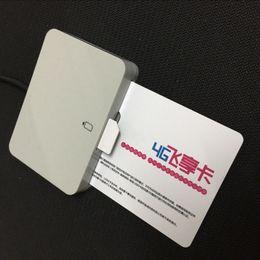 Smart Cards Readers NZ - Smart Sim card Reader and Writer Card Smart Reader Card with USB Cable for all intelligent sim Dongle MCR3512