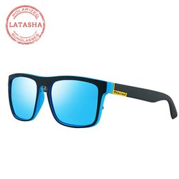 Unique Sunglasses Brands Australia - Brand Design Classic Polarized Sunglasses Men Women Driving Male Sun Glasses Unique Temple Square Goggles UV400 Eyewear