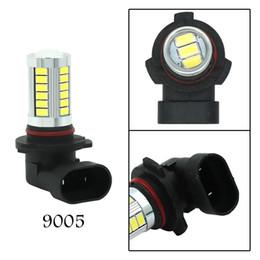 Red led caR headlights online shopping - 1pcs Car H8 H11 led hb3 hb4 h4 h7 hi lo Headlights SMD LED Fog Lamp Daytime Running Light Bulb Turning DC12V