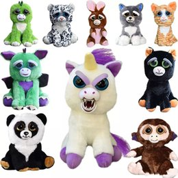 $enCountryForm.capitalKeyWord NZ - hot sale Feisty Pets Change Face Funny Expression Animal Dolls Stuffed Plush Toys For Kids Cute Soft Cotton Christmas Gift Hot Sale