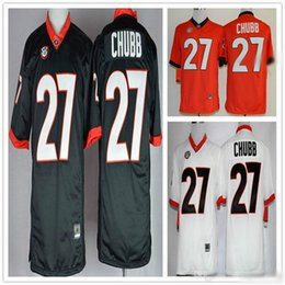 nick chubb playoff jersey