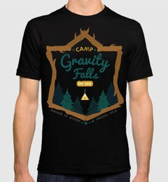 $enCountryForm.capitalKeyWord NZ - Gravity Falls T-Shirt Cartoon Tee Men's Women's All Sizes Tee Shirt Men Geek Custom Short Sleeve Valentine's 3XL Family T Shirts