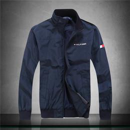 Erkekler İlkbahar Sonbahar Windrunner ceket Ince Ceket Ceket, Erkekler spor rüzgarlık jacketothes Rüzgarlık Palto sweatshirt eşofman ücretsiz kargo indirimde