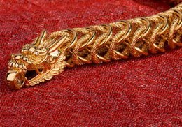 $enCountryForm.capitalKeyWord Australia - Vietnam gold vacuum plating double lead Bracelet