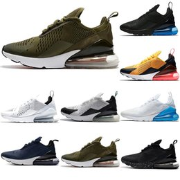 143515e87ce Vapormaxes 270 TN Plus Running Shoes Classic Outdoor Run Shoes Vapor tn  Black White Sport Shock Sneakers Men requin Olive Silver In Metallic