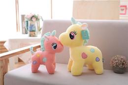 $enCountryForm.capitalKeyWord Canada - Puffer cotton software unicorn doll plush toy doll customized grab machine doll