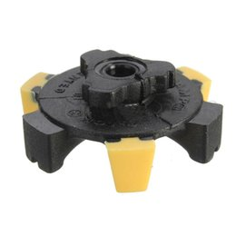 men spike stud shoes 2019 - 14Pcs Golf Shoe Spike Replacement Cleat Champ Fast Twist Screw Studs Stinger yellow, black cheap men spike stud shoes