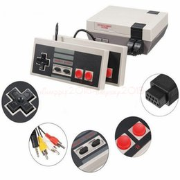 nes games 2019 - New Arrival Mini TV can store 620 500 Game Console Video Handheld for NES with retail boxs discount nes games
