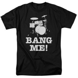 $enCountryForm.capitalKeyWord UK - Details zu BANG ME (DRUM SET) Humorous Adult T-Shirt All Sizes Funny free shipping Unisex Casual tee gift