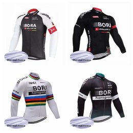 BORA Variety team Cycling Winter Thermal Fleece jersey Hot Sale winter  thermal fleece fast day cycling wear bike clothing Z91305 5a4a0d38b