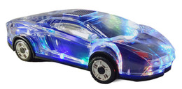 $enCountryForm.capitalKeyWord NZ - Flashy Model Car Bluetooth Mini Speaker, Built-in Microphone, FM,TF Insert Sound Box Sound Box for iPhone, iPad, Samsung, HTC, Laptops,