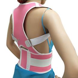 d41a6c4e21974 Neoprene Back Posture Corrector Brace Adjustable Back Shoulder Support Belt  Posture Correction Belt for Men Women S M L XL XXL