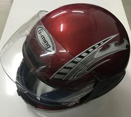 $enCountryForm.capitalKeyWord Australia - Wholesale Hot Detachable Collar Full Face Motorcycle Helmet Classic Design DOT Certification For Honda Yamaha Suzuki UNV Free Shipping