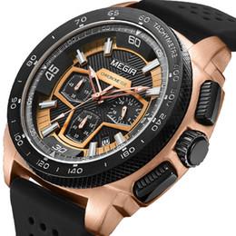 $enCountryForm.capitalKeyWord NZ - Men Watch Luxury Casual Fashion Silicone Business Calendar Timings Waterpoof Quartz Wrist Black Silver Rose Gold Sport Watches